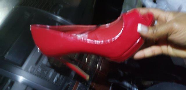 Shoe too big